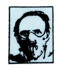 Dr. Hannibal Lecter Patch Iron on Applique Horror Silence of the Lambs Goth Punk