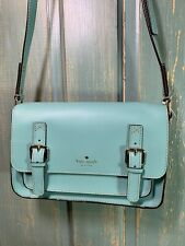 Kate Spade Essex Scout Leather Crossbody Messenger Bag NWOT