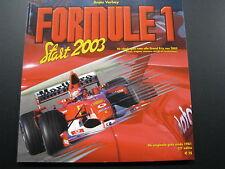 Book Formule 1 Start 2003 door Anjes Verhey (Nederlands)