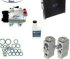 AC Compressor and Condenser Kit Fits Nissan Pathfinder 2008-2012 OEM 67641