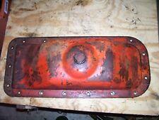 Vintage Allis Chalmers D 14 Tractor Engine Oil Pan Amp Plug