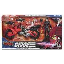 G.I. Joe Classified Series Baroness with C.O.I.L. Figure and Vehicle (Read Desc)