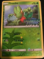 1x Pokemon Treecko Celestial Storm Promo Galaxy Holo Toys R Us TRU 8/168 NM