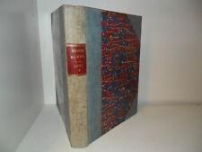 Revue Politique et Littéraire, Revue Bleue, 2ème semestre,  1895. Rare.