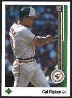 CAL RIPKEN JR. 1989 UPPER DECK #467