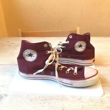 CONVERSE ALL STAR CHUCKS HIGH TOP Bordeaux Gr. 42 Rot Lila Red Purple