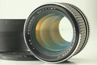 【Exc+++】 Mamiya Sekor C 110mm f/2.8 MF Lens for M645 1000s w/ hood JAPAN #0425