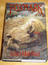 Foxmask by Juliet Marillier First US Edition August 2004