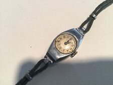 ART DECO LADIES VINTAGE CYMA LADIES WATCH 15 JEWELS SWISS FOR PARTS OR REPAIR