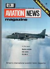 AVIATION NEWS MODEL MAGAZINE V17 N26 MARITIME SENTINELS IRISH ROCKETS PZL WD-12
