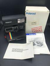 Polaroid Spirit 600 CL instant film Camera in box like new