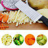 1Pc Stainless Steel Potato Wavy Cutter Vegetable Fruit Knife Slicer Kitchen Tool
