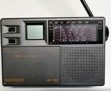 Siemens RK 702 Weltempfänger Transistorradio