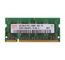 Para Hynix 8GB 4GB 2GB 1GB Ram Memoria portátil DDR2 DDR3 SO-DIMM 800Mhz 1333MHZ Lote