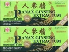 Panax Ginseng Extractum Super Strength Value Pack (2 boxes)