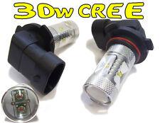 2 AMPOULE HB4 30W - 6 LED DE TYPE SAMSUNG 5W + BOITIERS ANTI ERREUR