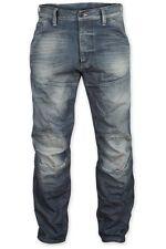 "G-Star Raw Mens 5620 3D Loose Jeans 28"" x 32"" BNWT Forest Denim Medium Aged T P"