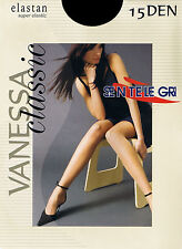 "Classic Tights Sentelegri ""VANESSA"" 15 Denier ,Sheer Matt , Available Size S-XL"