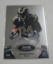 2012/12 Bowman Sterling RC #36 ISAIAH PEAD Rams/Cincinnati Rookie
