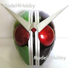 """Cosplay! Kamen Rider """"W-Cyclone Joker"""" 1/1 Scale Helmet(Mask) Action Hero Props!"""