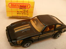 1983 MATCHBOX SUPERFAST #24 DATSUN 280-ZX 2+2 MIB