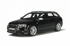 AUDI A4 RS4 RS 4 B7 Avant Kombi Quattro schwarz OTTO NEU NEW Resin 1:18