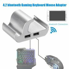 Keyboard Mouse Adapter bluetooth Gaming Joystick Converter Kits For IOS/Android