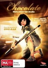 CHOCOLATE - GENUINE REGION 4 DVD EASTERN EYE (THAI) NEW SEALED MARTIAL ARTS