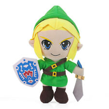 The Legend of Zelda Breath of the Wild Link Plush Doll Stuffed Toy 12 inch Gift