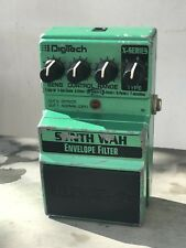 Digitech Envelope Filter Synth Wah Guitar Pedal