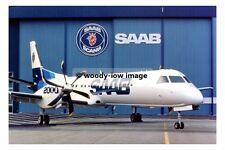 rp17081 - Saab 2000 - photo 6x4