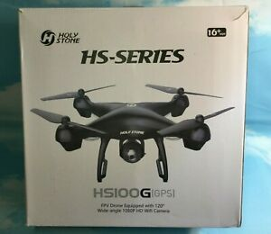 Holy Stone HS100G Drone GPS 1080p FHD Camera 5G FPV Altitude Hold Follow Me RTH