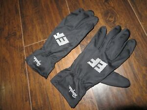 RAPHA EF Education First Pro Cycling Team Rain Gloves Full Finger Medium M used