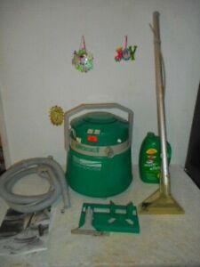 Vintage Bissell Big Green Machine