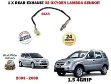 FOR SUZUKI IGNIS 2003-2008 NEW REAR EXHAUST POST CAT 02 OXYGEN LAMBDA SENSOR