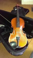 New 1/2 (half size) Gliga Maestro Violin with professional setup
