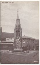 London; Waltham Cross PPC Unposted, By Photochrom c 1910's, Eleanor Cross