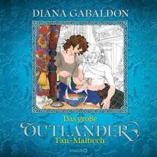 Das große Outlander Fan-Malbuch von Diana Gabaldon  UNGELESEN