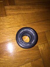 CANON FD 50mm 1,8