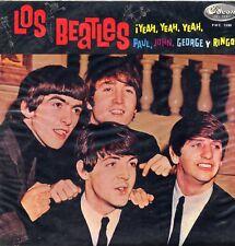 """BEATLES """"YEAH, YEAH, YEAH"""" ORIG PERU 1966"""