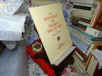 Paul Claudel - La mystique des pierres précieuses - édité par CARTIER Avec Envoi