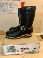 """Red Wing 9268 Engineer Boots - 11"""", Leather, Factory 2nds Men"""