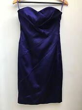 Coast Blue / Purple Evening / Wedding / Prom / Ball Dress, UK10