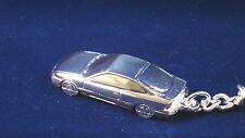 Schlüsselanhänger Opel Calibra versilbert    5039