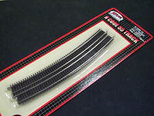 Atlas N-scale Code 55 17.5-inch radius full curves (6 pk) #2022