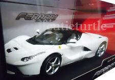 Bburago Ferrari Laferrari F70 2014 New Enzo 1:18 Diecast Car White 18-16001