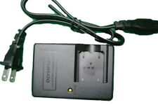 Genuine Olympus Battery Charger LI-60C Includes Power Cord