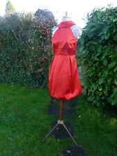Vestido de noche Karen Millen Rojo Cóctel/talla 14 UK
