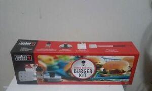 Essential Burger Kit Weber 8850 by Weber