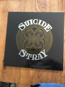 Stray – Suicide - Wow Records  WOW 5503 - 2013 press - Limited 500 -SIGNED COPY